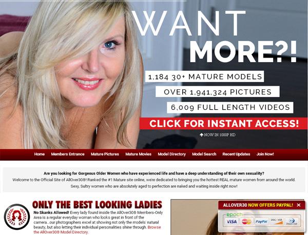 Allover30.com Free Preview