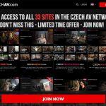 Czechav Renew Subscription