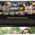 Hunt 4k Premium Account