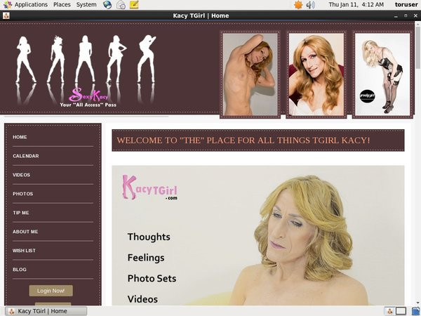 Kacytgirl.com Free Trial Link