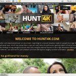 New Free Hunt 4k Accounts
