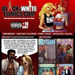 Black N White Comics Full Hd Porn