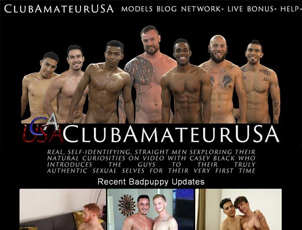Clubamateurusa.com Free Trial Promo