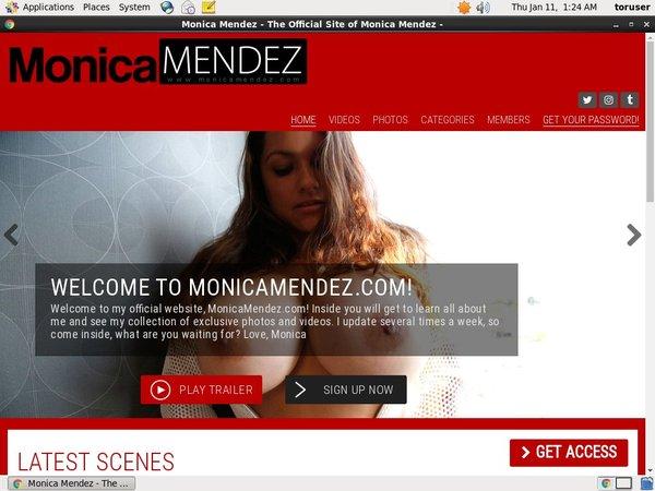 Free Watch Monica Mendez