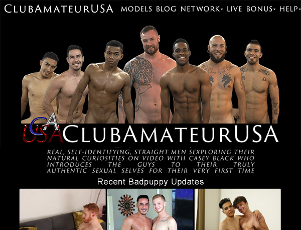 Trial Club Amateur USA Account