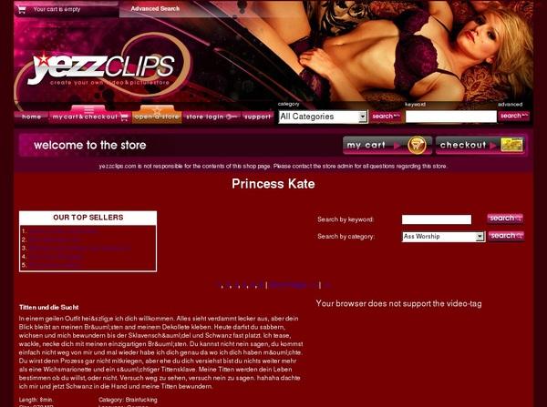 Yezzclips.com Password Share