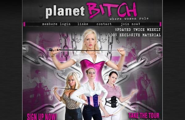 Planetbitch.com Premium Membership