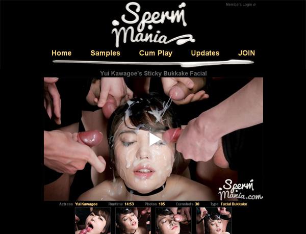 Sperm Mania Imagepost