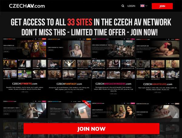 Czech AV Real Accounts